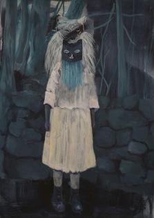 peinture marie pierre brunel