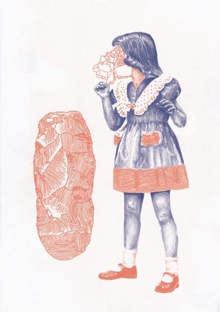 marie pierre brunel dessin
